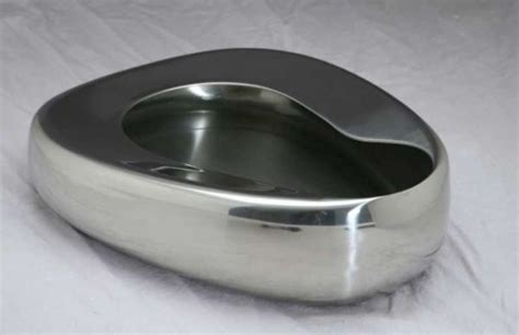 how to use a bed pan toileting during bed rest a comfortable bed pan the