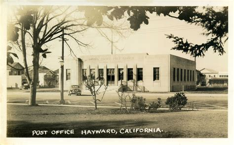 Post Office Hayward by Hayward California Postcards Photos And Other