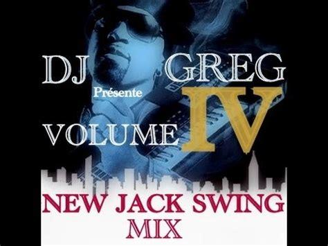new jack swing playlist new jack swing mix vol 4 monie love ralph tresvant
