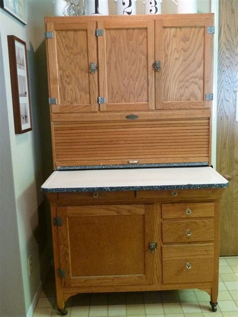Vintage Hoosier Kitchen Cabinet vintage hoosier kitchen hutch my antiques pinterest