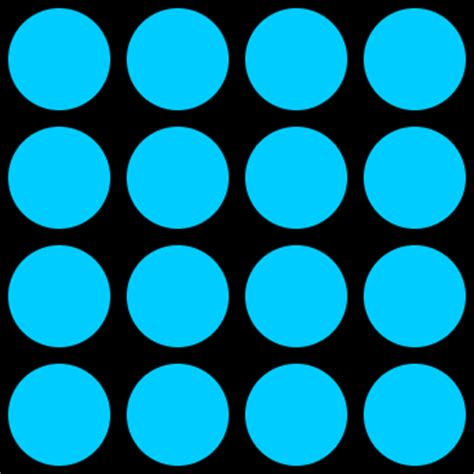 Black And Light Blue by Light Blue On Black Circles Background Image Wallpaper Or