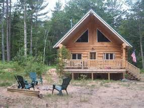 small cabins to rent in or around michigan in the summer