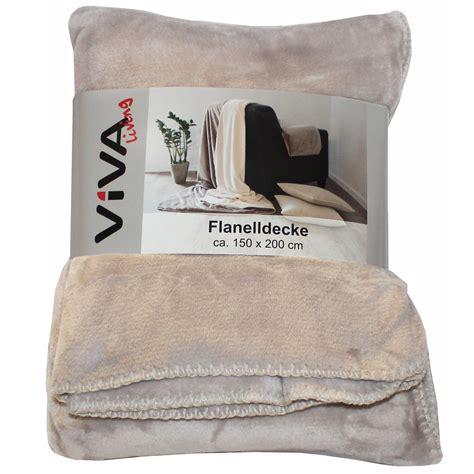 decke flauschig flanelldecke 150x200cm wohnzimmer sofa kuscheldecke decke