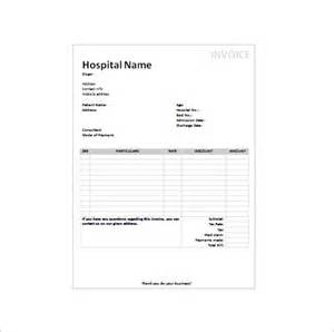 Doctor Receipt Template by Sle Doctors Receipt Template 9 Free Documents In Pdf
