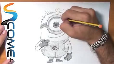 lettere strane per nick come imparare a disegnare i minions di gru cattivissimo