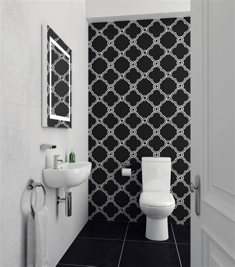 wallpaper suitable for bathrooms uk wallpaper suitable for bathrooms uk cool cloakroom suite