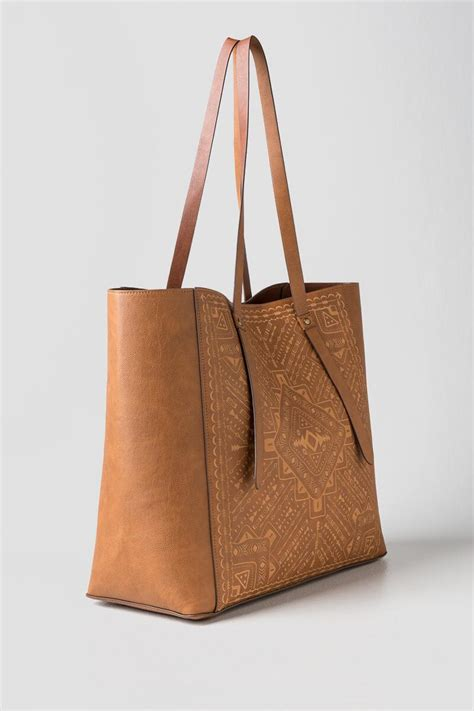 Embossed Tote cotopaxi embossed boho tote s