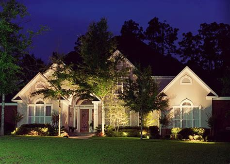 home automation outdoor lighting interior exterior lighting control design av