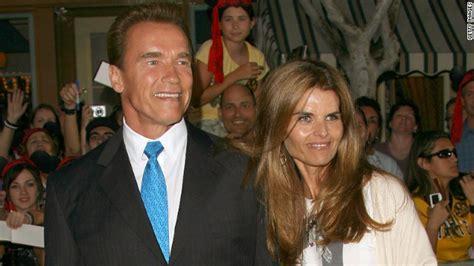Arnold Schwarzenegger And Shriver Greatest Story by Source Shriver And Arnold Schwarzenegger Aren T