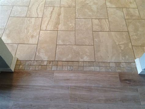 Floor Transition Ideas 17 Best Images About Surrey Downs Remodel On Pinterest Oak Cabinets Islands And Slate