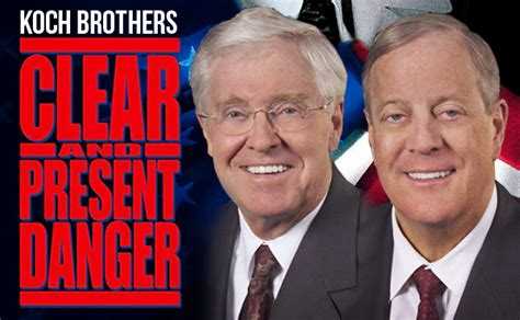 koch brothers house evil koch brothers rank 59th in political donations actblue 1st politisite