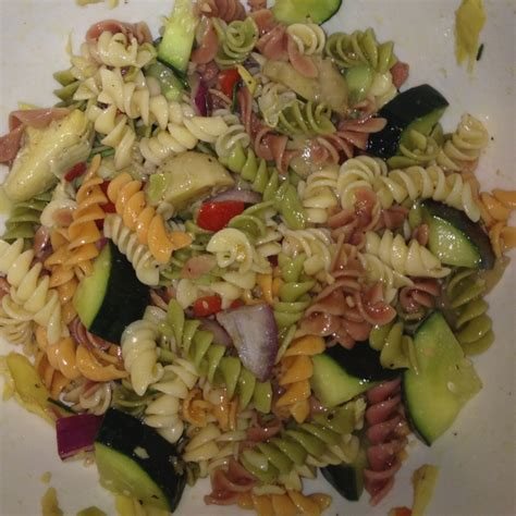 light summer pasta salad souper salads pinterest