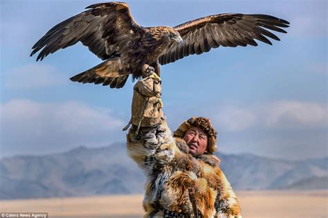 mongolian tribe are the only in the world using