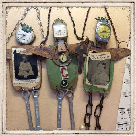doll assemblage assemblage dolls by jeanette janson assemblage