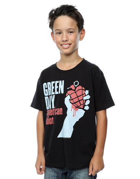 American Idiot Tshirt green day boys american idiot t shirt ebay