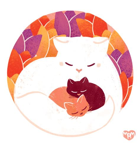 S Day Drawing Daily Cat Drawings 204 Happy Mother S Day Today S