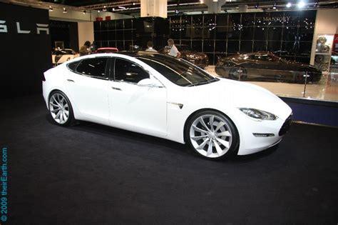 Tesla Model S 2011 Document Moved