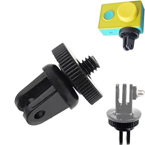 Mount Adapter Go Pro for xiaomi yi accessories mini tripod monopod mount