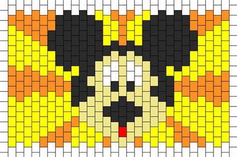 kandi pattern maker ipad mickey mouse cuff pony bead patterns characters kandi