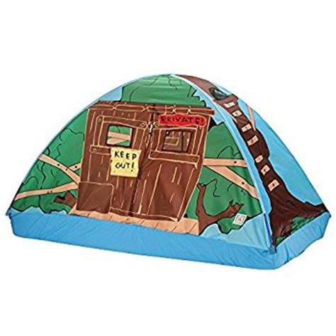 twin bed tent amazon com privacy pop bed tent toys games
