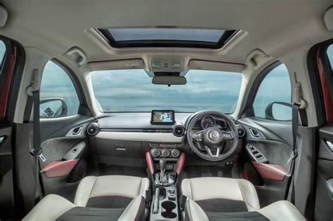 mazda cx3 interior 2017 mazda cx 3 update now on sale in australia from
