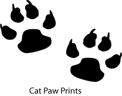 cat paw print clip art   crafts   pinterest