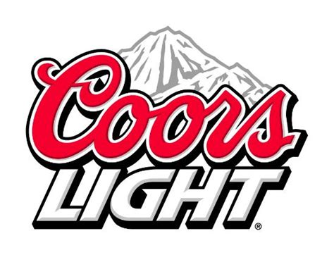 coors light mountain color change coors light mountain color logo prosportstickers com