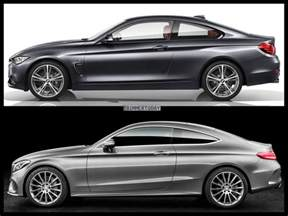 Mercedes C Coupe 2015 Bimmertoday Gallery