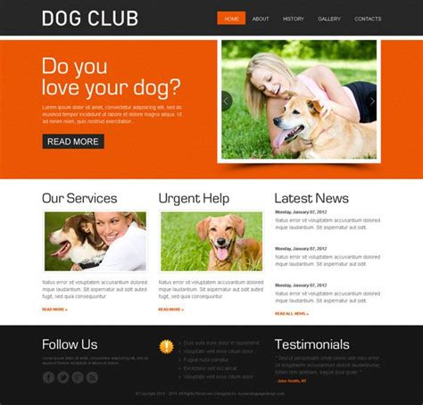design your html 38 best images about website templates on pinterest call