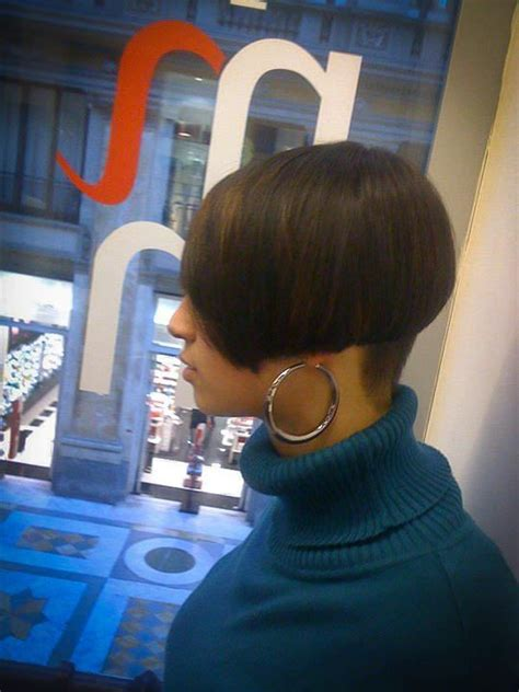 short haircuts middlelobe 97 best images about buzzed napes on pinterest catwalk