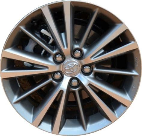 Rims For Toyota Corolla Toyota Corolla Wheels Rims Wheel Stock Oem Replacement