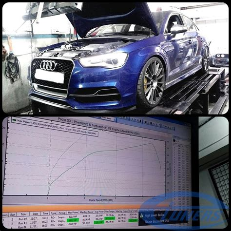 Audi 2 0 Tfsi Remap by Audi S3 8v 2 0tfsi Stage5 Tte525 98ron Etuners