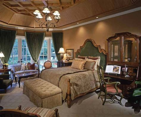 decorating trends  victorian bedroom house interior