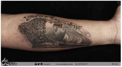 lord buddha tattoo designs lord buddha designs ace tattooz best
