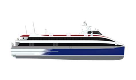 fastest catamaran ferry passenger car ferries excellents seakeeping efficient