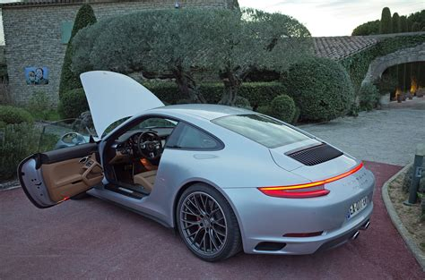 Porsche 997 Carrera 4s by Essai Porsche 911 991 Carrera 4s 420 Ch Motorlegend