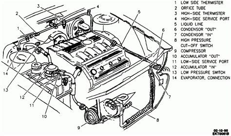 northstar cooling system diagram 2002 4 6 northstar engine diagram wiring diagram with
