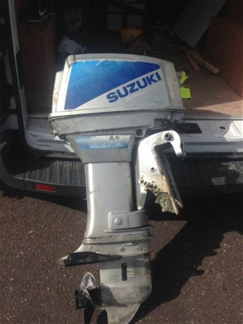 Suzuki Outboard Accessories Suzuki Dt60 Outboard Needs Work For Sale In Passage West