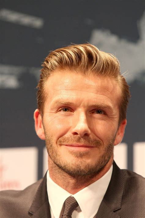 germain men hairstyle more pics of david beckham short side part 3 of 30