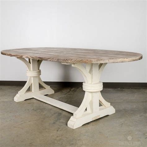 rustic oval dining table best 25 oval dining tables ideas on oval