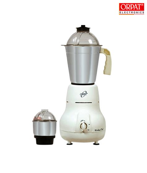 Orpat Kitchen King Mixer Grinder (White)