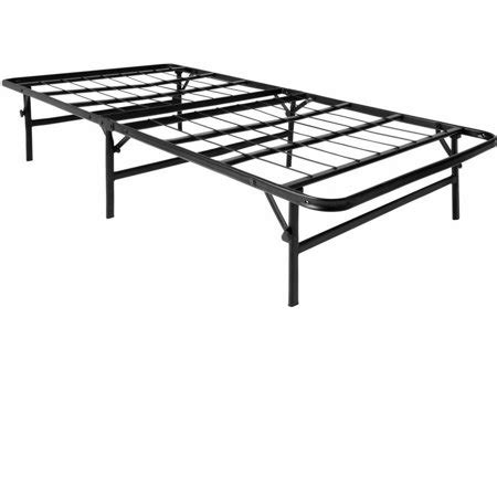 Gamis Syar I Bb 22615 4227 lucid foldable metal platform bed frame and mattress