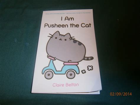i am a cat books i am pusheen the cat by bluedragon85 on deviantart