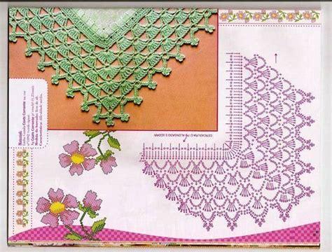 bordure en crochet pour armoire bordure au crochet avec angles simples toutes les