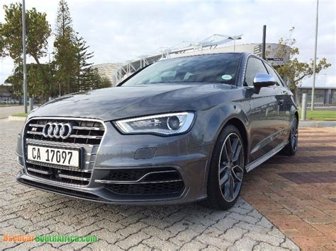 cape town audi 2014 audi s3 used car for sale in cape town central