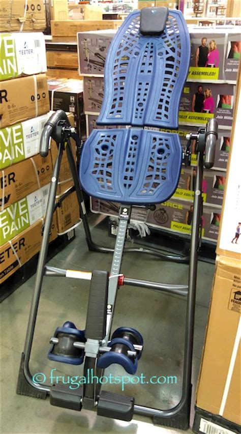 teeter 800ia inversion table teeter frugal hotspot