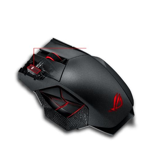 Asus Mouse Rog Spatha rog spatha rog republic of gamers asus usa