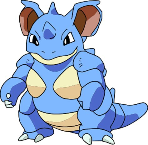 nidoqueen pokemon transparent png stickpng