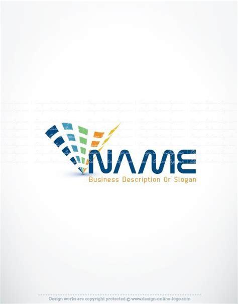 logo design online exclusive design wave energy logo compatible free
