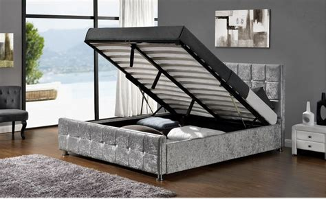 lit coffre gris large choix de produits 224 d 233 couvrir